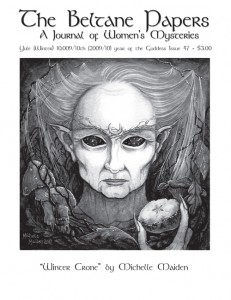 The Beltane Papers; A Journal of Women's Mysteries Issue 47 2009
