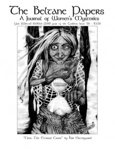 The Beltane Papers; A Journal of Women's Mysteries Issue 50 2010